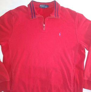 Polo Ralph Lauren 1/4 Zip Sweater-L